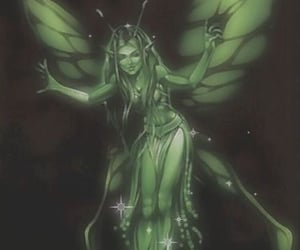 fairy, aesthetic, and alternative image