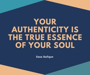 acceptance, authentic, and quotes image