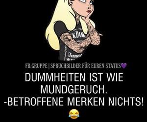 deutsch, german, and sprüche image