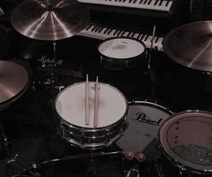 black and drums image