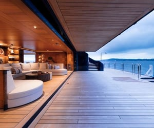 boat, exterior, and goals image