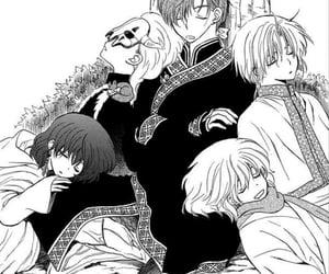 manga, zeno, and yona image