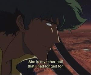 anime, Cowboy Bebop, and crush image