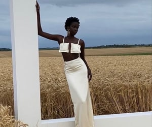 beauty, fashion, and jacquemus image