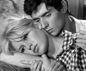 black and white, brigitte bardot, and cinema image