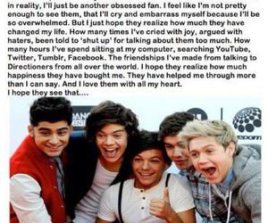 quotes, one direction, and poem image