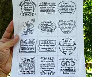 etsy, printable, and bible cards image