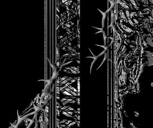 dark, amino, and taehyung image