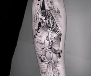 tattos, tatto, and tattoo image