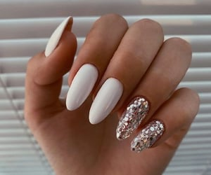 nail art, design, and manicure image