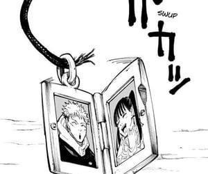 collar, jujutsu kaisen, and manga image