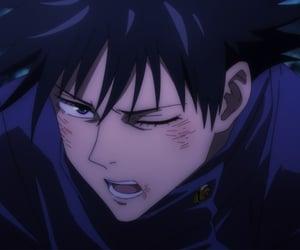 anime, jujutsu kaisen, and jjk image
