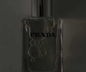 bottle, dark, and elegant image