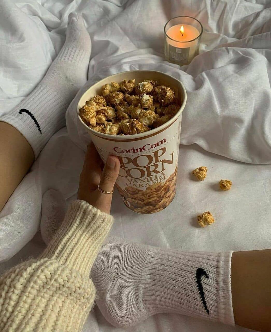Image de popcorn