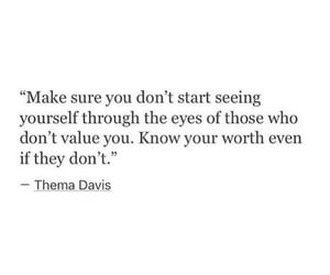 quote, self worth, and selfworth image