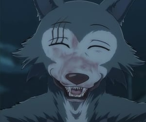 anime, furry, and wolfman image
