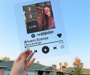 drivers license and olivia rodrigo image