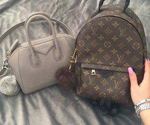 bag, Givenchy, and Louis Vuitton image