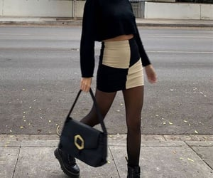 fashion, outfit, and streetfashion image