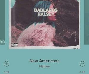 new americana and halsey image