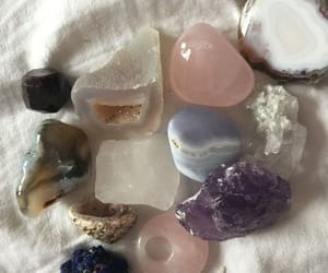 crystals and stone image