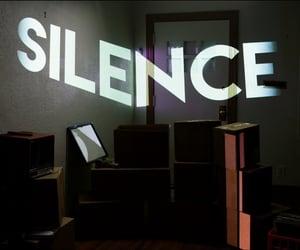 silence, marshmello, and khalid image