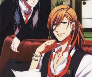 official art, uta no☆prince-sama♪, and jinguji ren image