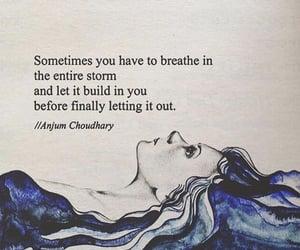 poem, quote, and anjum choudhary image
