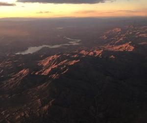 aesthetic, sunset, and arizona image