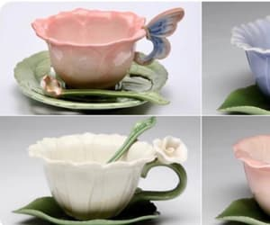aesthetic, cups, and decor image