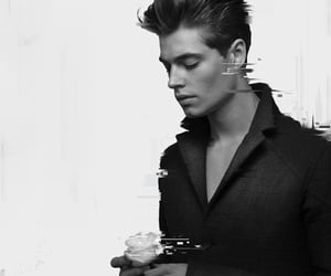 black hair, Hot, and male model image