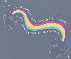 mente, pareja, and frases español image