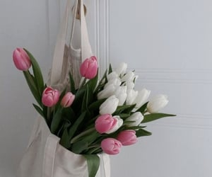 article, flowers, and pink image