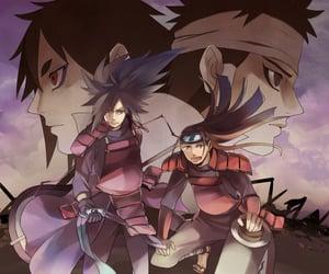 akatsuki, naruto, and hashirama image