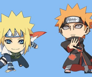 akatsuki, naruto, and minato image