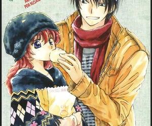 manga, yona, and akatsuki no yona image