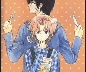 hak, yoon, and manga image