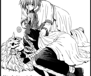 shin-ah, manga, and akatsuki no yona image