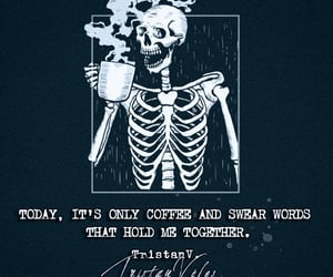 coffee, together, and words image