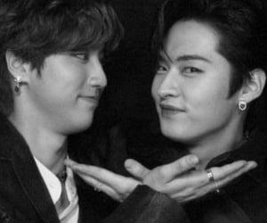 han, jisung, and minsung image