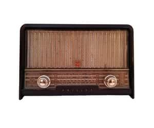 etsy, vintage bakelite, and vintage radio image