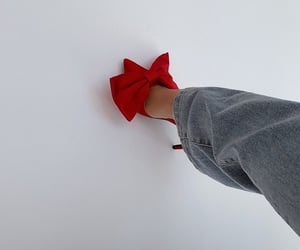 heels, red, and ️sheo image