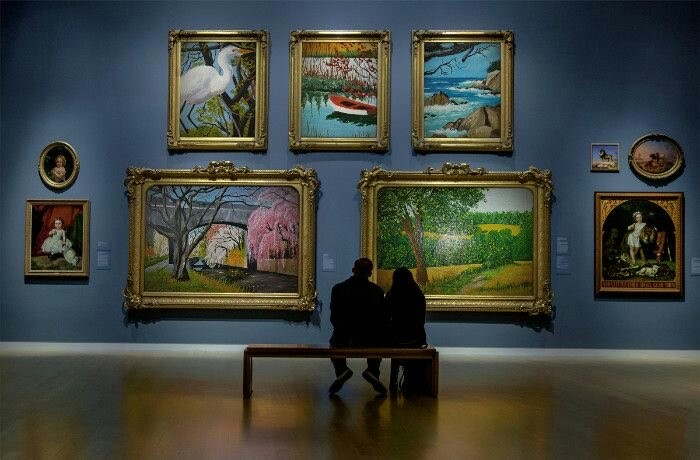 art, article, and couple image