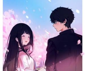 hyouka, anime, and anime girl image