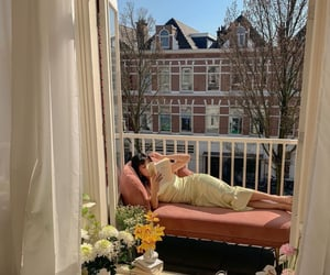 aesthetic, view, and balcony image