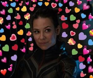Avengers, evangeline lilly, and meme image