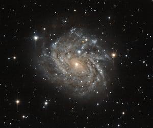 stars, galaxy, and nasa image