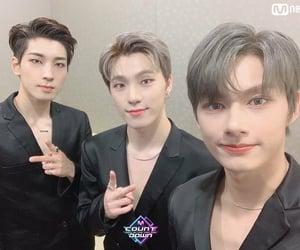 dino, jun, and wonwoo image