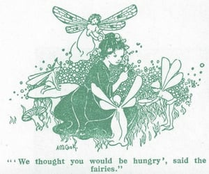 fairy, aesthetic, and book image
