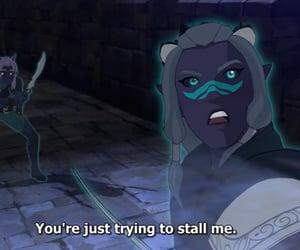 cartoon, reddit, and moonshadow elf image